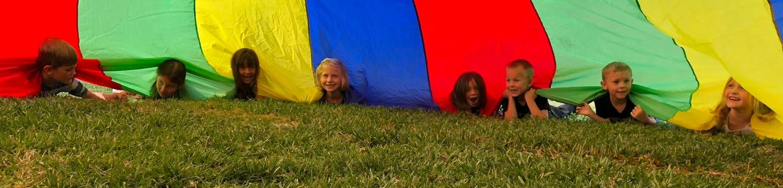 parachute kids