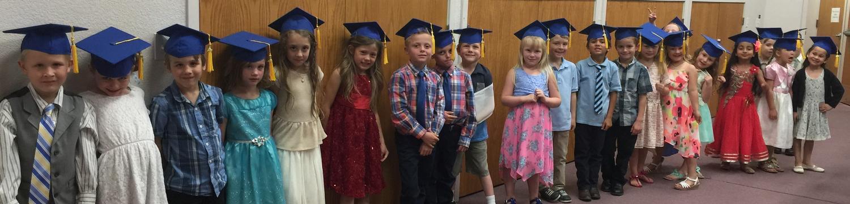 Kinder Grads